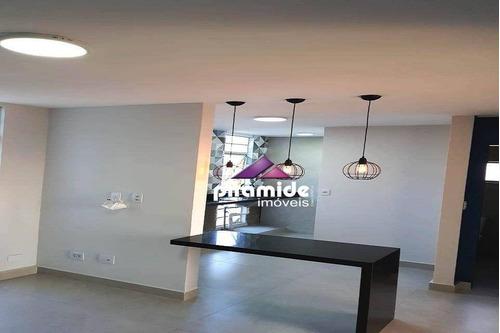 Apartamento À Venda, 43 M² Por R$ 170.000,00 - Eugênio De Mello - São José Dos Campos/sp - Ap12533
