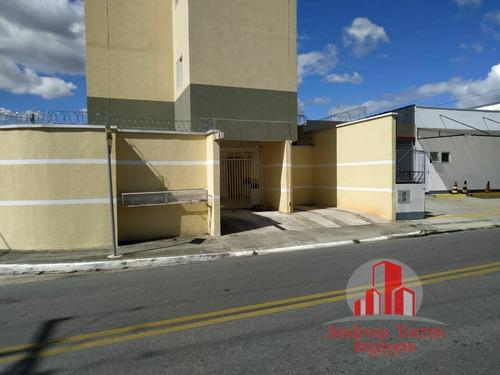 Imagem 1 de 12 de Apartamento À Venda No Bairro Vila São José - Taubaté/sp - 1470
