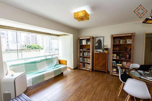 Imagem 1 de 19 de Apartamento Com 3 Dormitórios À Venda, 110 M² Por R$ 1.100.000,00 - Itaim - São Paulo/sp - Ap48433