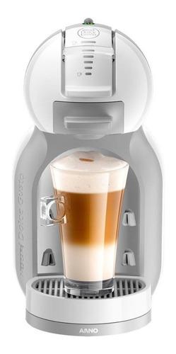 Imagen 1 de 2 de Cafetera portátil Nescafé Arno Dolce Gusto Mini Me automática blanco para cápsulas monodosis 220V