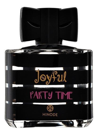 Perfume+hidratante Joyful Party Time 100ml/120g Hinode