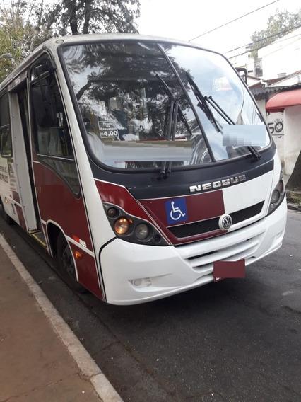 Micro Ônibus Vw 9150 Neobus Thunder 2011/2012 23lug Aurovel