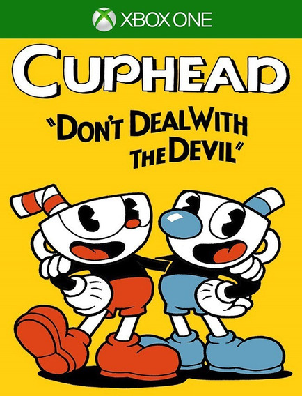 Cuphead Xbox One - 25 Dígitos (envio Flash)