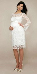 a1a61d1d3 Vestidos De Novia Para Embarazadas en Mercado Libre México