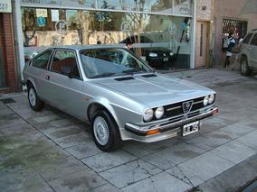 Alfa Romeo Sprint Veloce 1.5 1980 Con Aire