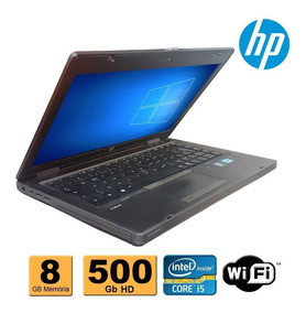 Notebook Hp Probook 6460b Core I5 2ª Geração 8gb Hd 500gb