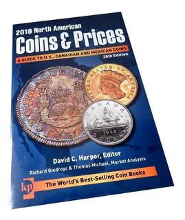 Libro Catálogo Coins And Prices Libro Fisico Original #1