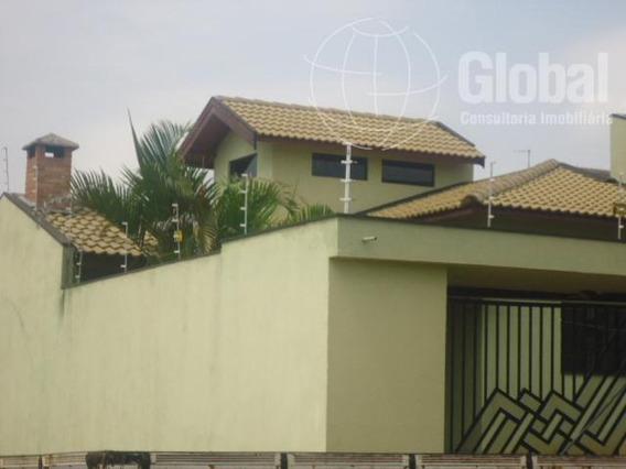 Casa Residencial À Venda, Residencial Bordon, Sumaré - Ca0374. - Ca0374