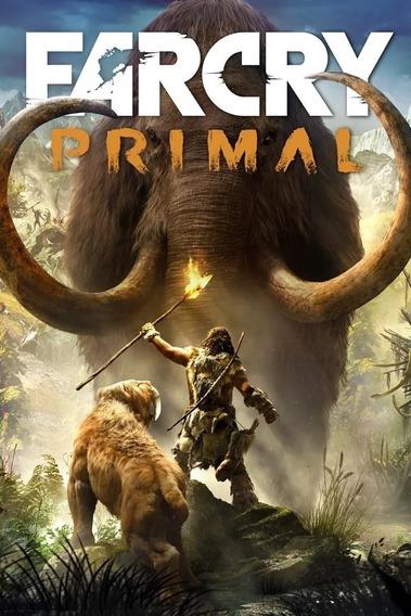 Far Cry Primal - Mídia Digital - Pc + Brinde