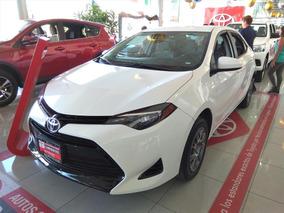 Toyota Corolla 2017 4p Base L4/1.8 Man