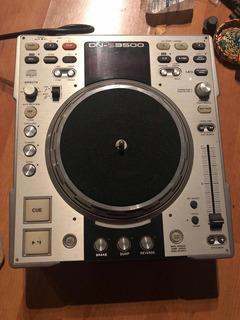 Mezcladora De Cd Denon 3500 (par)