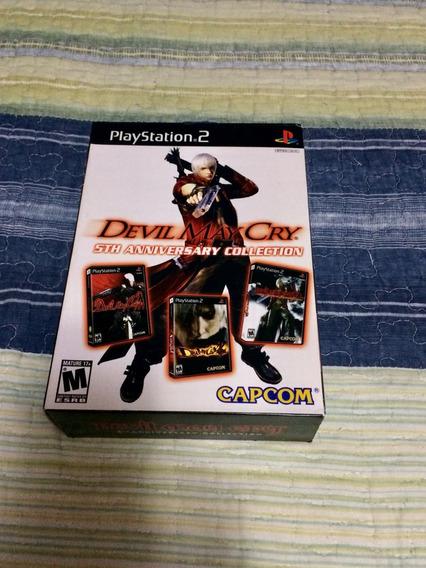 Devil May Cry Collection Original - Ps2 - Perfeito Estado