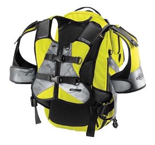 Mochila Icon Moto Squad Ii Backpack Mil Spec Yellow