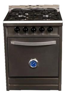 Cocina Industrial Peabody Pc600 60cm 4 H Puerta Acero Inox