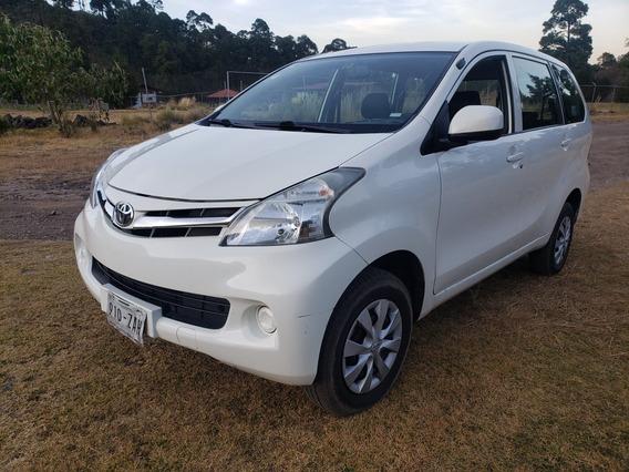 Toyota Avanza 1.5 Premium 99hp At 2013