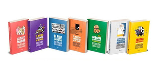 Colección 6 Libros De Hernan Casciari - Digital