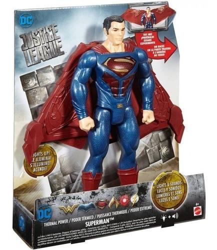 Superman Con Alas Y Frases Mattel Original - Casa Superbland