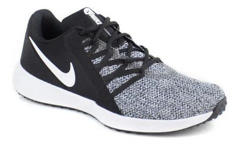 Tênis Nike Preto E Cinza Varsity Compete