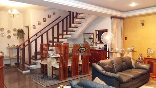 Sobrado Com 3 Dormitórios À Venda, 550 M² Por R$ 1.200.000,00 - Jardim Vila Formosa - São Paulo/sp - So0828