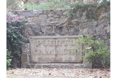 Club De Campo El Faro-puerto Camacho-carmelo