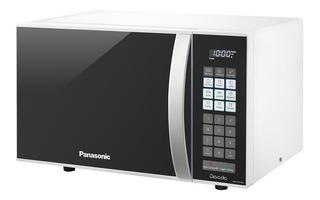 Micro-ondas Panasonic Dia Nn-st27wrun 21l Voltagem Escolher