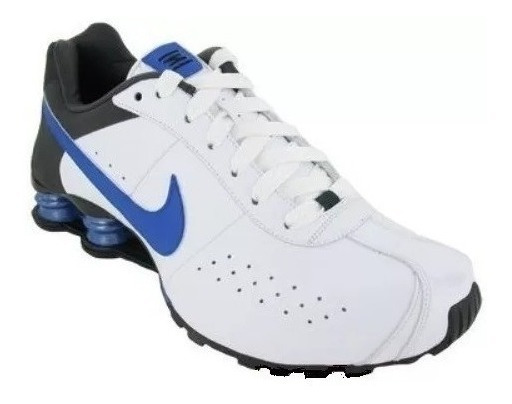 Tênis Nike Shox Classic 2 S L Couro Original Import Oficial