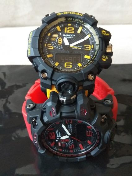 Kit:dois Relógios G-shock