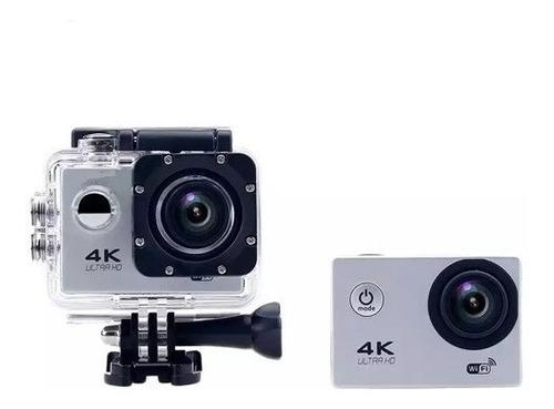 Câmera Filmadora Sport 4k Ultra Hd  Wi-fi Capacete  Mergulho