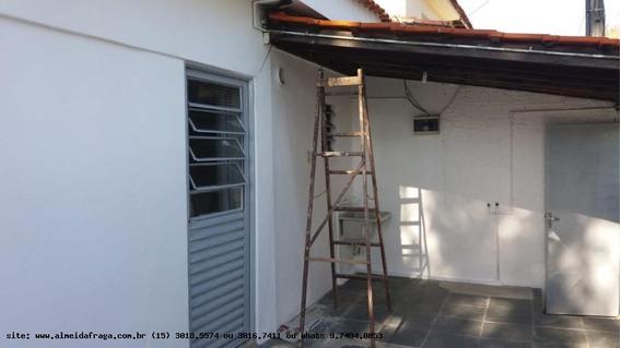Casa Para Locação Em Sorocaba, Jardim Maria Do Carmo, 1 Dormitório, 1 Banheiro, 1 Vaga - Loc-812_1-1197336