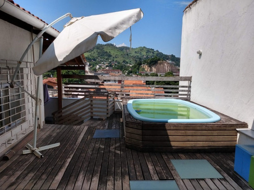 Casa Para Venda Em Rua Fechada No Fonseca - Ca00130 - 33801538