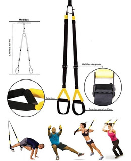Bandas Ejercicio Suspension Fitness / Pix