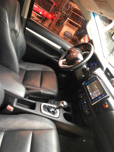 Toyota Hilux 2018 2.8 Tdi Srx Cab. Dupla 4x4 Aut. 4p