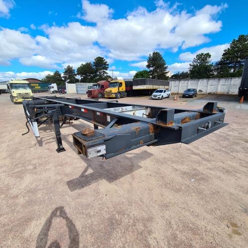 Carreta Bug Porta Container Schiffer 40 Pés 2011