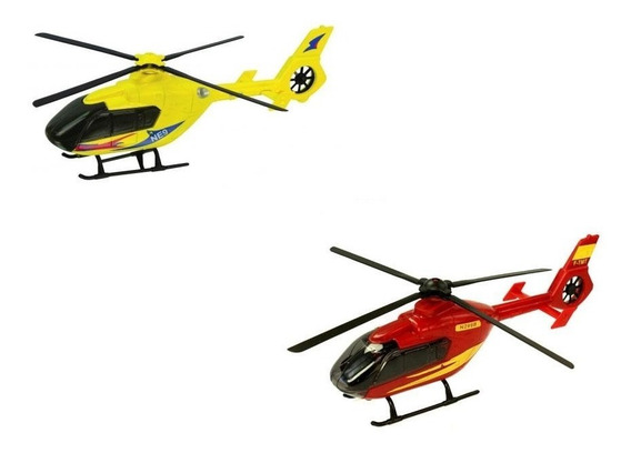 Wabro Teamsterz Helicoptero