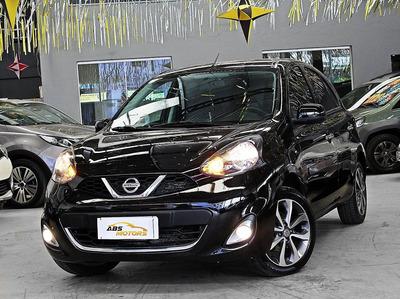 Nissan March 1.6 Sl 16v Flex 4p Manual