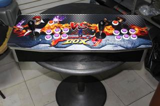 Tablero Arcade 2199 Juegos Palanca Original