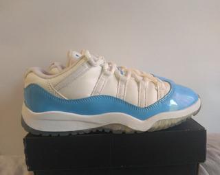 Jordan 11 Retro 11 Low University Blue 21 Cm