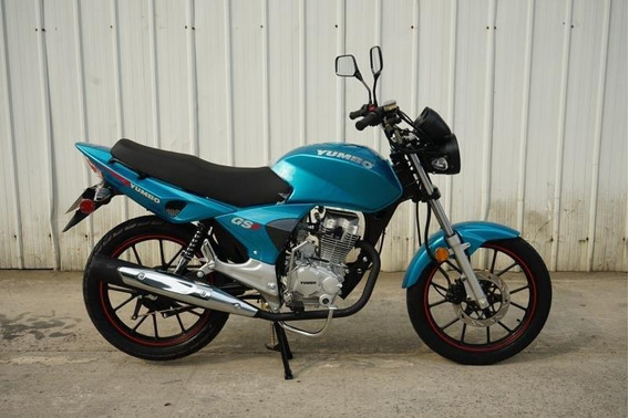 Yumbo Gs125f - Modelo 2020 - Llantas De Aleacion - Bike Up