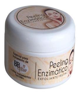 Peeling Enzimát. Exfolia, Bbglow Y Faciales 30g Envío Gratis