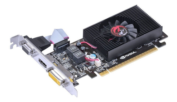 Placa De Video Geforce Gt210 1gb Ddr3 Pci-express