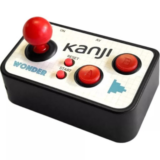 Mini Consola Wonder Retro Arcade 200 Juegos Kanji Machine