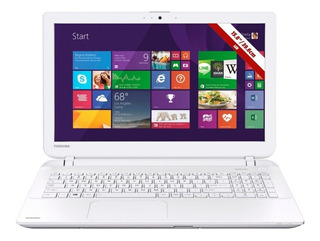 Toshiba Satellite L50 Con Bolso Ideal Para Diseño!