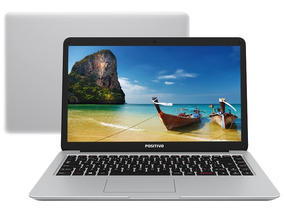 Notebook Positivo Intel Dual Core - 4gb 500gb 14