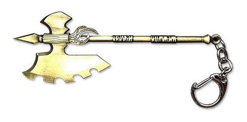 Chaveiro Arma Machado Modelo 6 | Medieval Rpg Viking