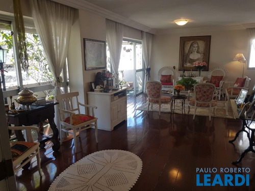 Apartamento - Moema Pássaros  - Sp - 630916