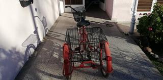 Tricargo Triciclo Bicicleta Rodado 24