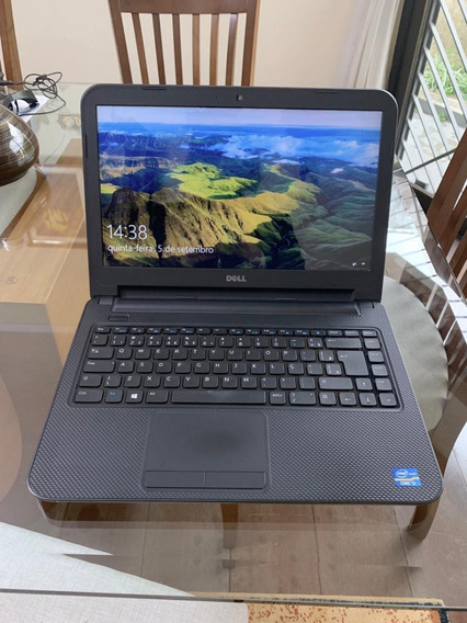 Notebook Dell Inspiron 14 Intel I3 4gb Ram 750gb Hd