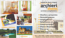 Planos Municipales, Proyectos, Mano De Obra, Construcción