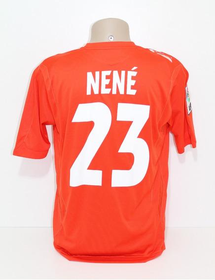 Camisa Original Jogo Celta De Vigo 2007/2008 Away #23 Nene