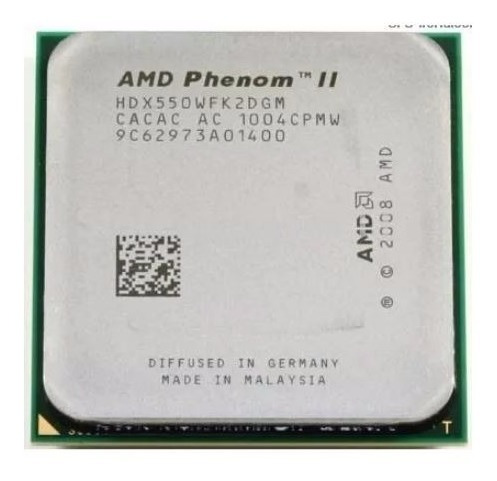 Kit C/ 10 Processadores Amd 550 Phenom Ii X2 Socket Am2+am3
